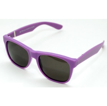 Super Classic IQ60 009 Lillac Large Sunglasses