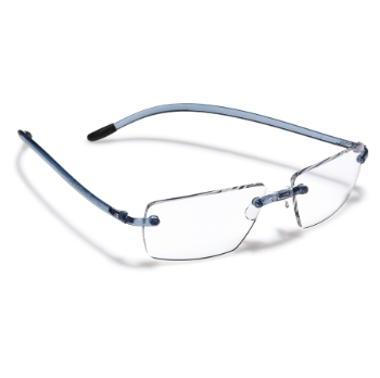 SwissFlex Classic (Polished) Eyeglasses