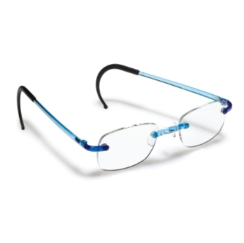 SwissFlex Classic Teen (Polished) Eyeglasses