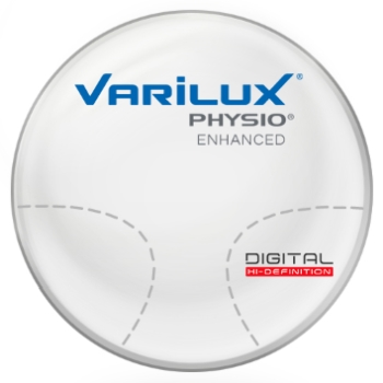 Varilux Varilux Physio Enhanced Plastic CR-39 Progressives Lenses