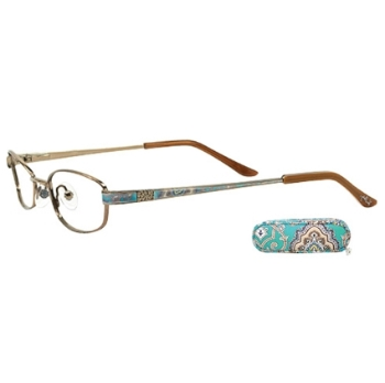 3e57efcb75 Metal Prescription Vera Bradley Eyeglasses