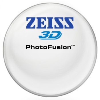 Zeiss Zeiss® 3D PhotoFusion® [Gray or Brown] Hi-Index 1.67 Lenses