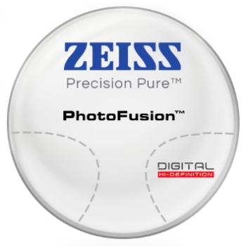 Zeiss Zeiss® Precision Pure™ - PhotoFusion® - Hi-Index 1.67 Progressive Lenses
