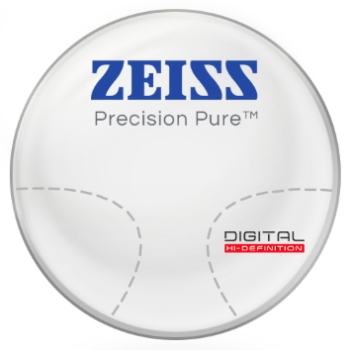 Zeiss Zeiss® Precision Pure™ Hi-Index 1.67 Progressive Lenses