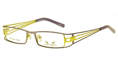 Cougar Brick House Eyeglasses