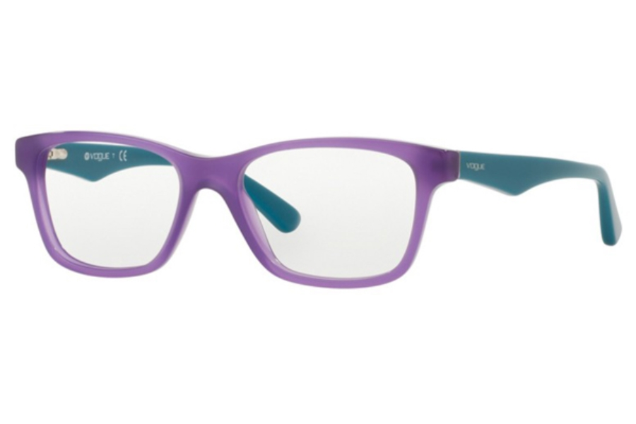 cc7f6e259d ... Vogue VO 2787 Eyeglasses in 2230 Opal Dark Violet ...