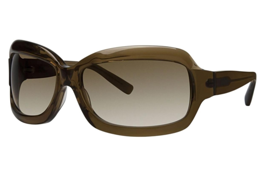 Vera Wang V235 Sunglasses in Spice Crystal