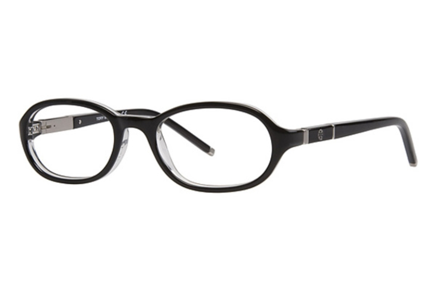 Tory Burch TY2015 Eyeglasses in 541 Black/Crystal