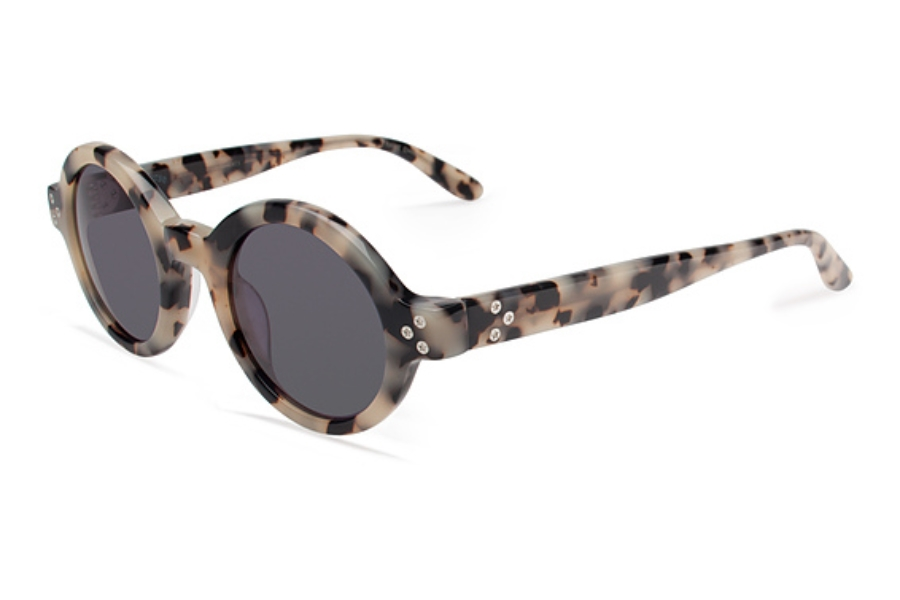 Converse Black Canvas Retro Focus Sunglasses