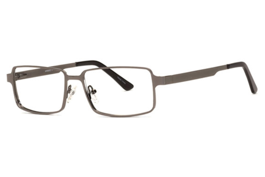Clariti AirMag AIRMAG A 6020 Eyeglasses in SATIN L. BROWN