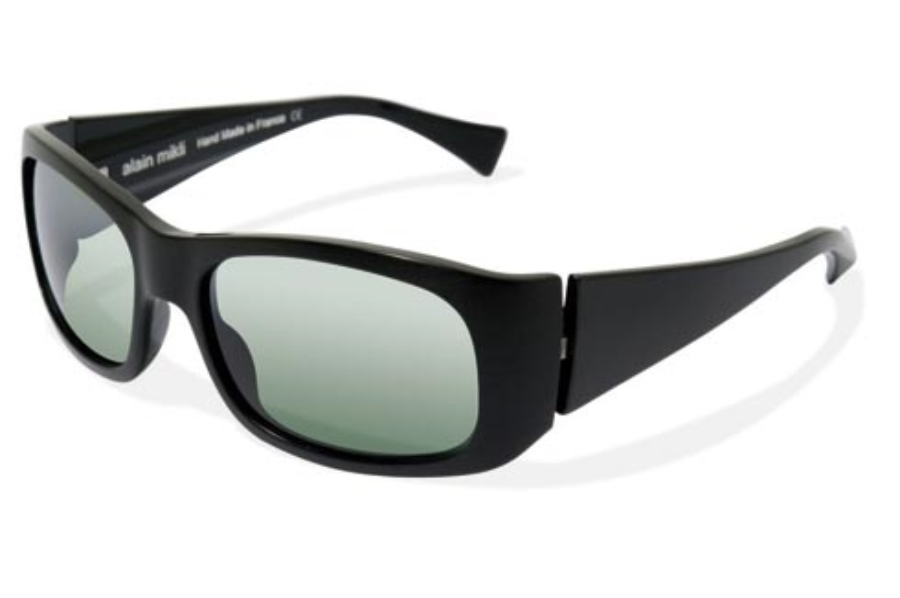 Alain Mikli AL1060 Sunglasses in 00011156 Black