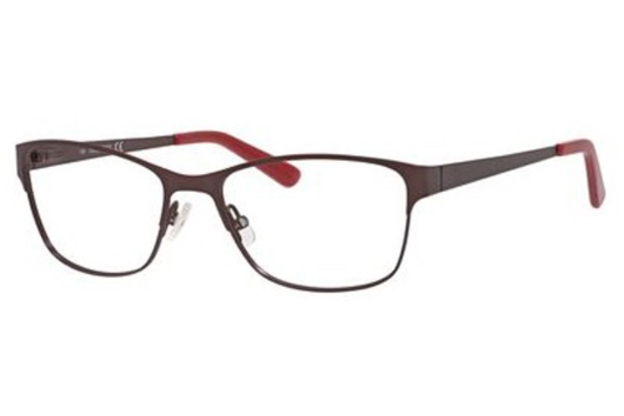 Adensco ADENSCO 205 Eyeglasses in 0ESJ Brown