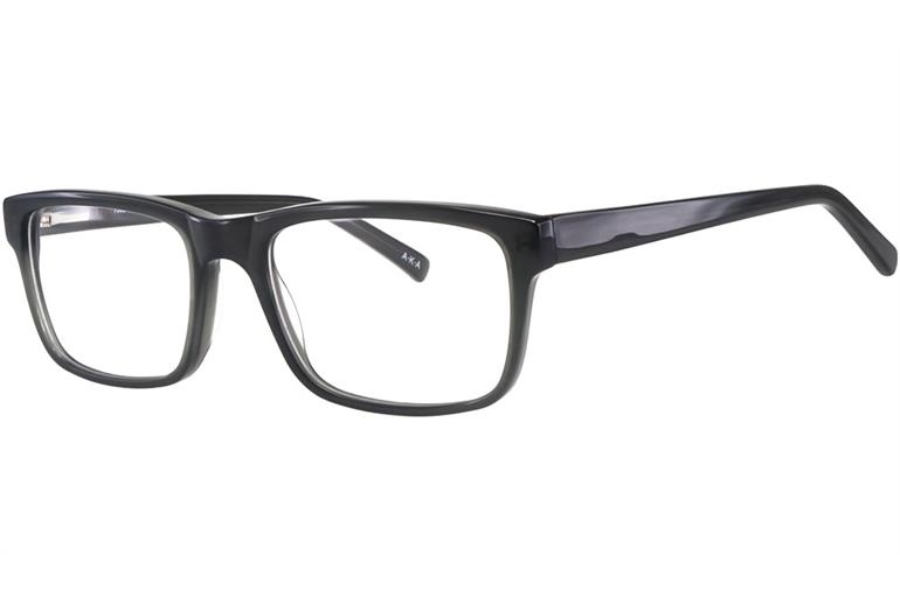 AKA 1385 Eyeglasses in Grey