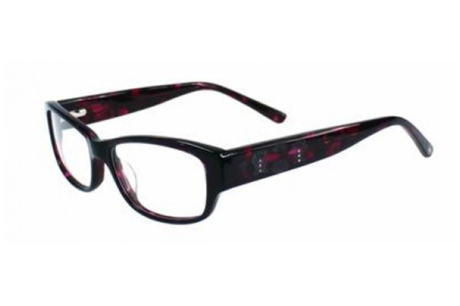 Anna Sui AS518 Eyeglasses in 242 RED DEMI