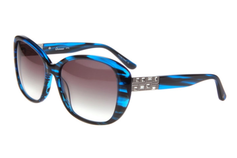 Arianna Arianna Opal Sunglasses in Blue