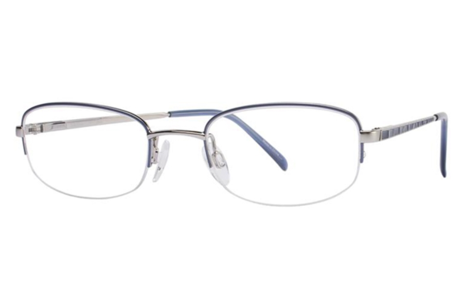 Aristar AR 16301 Eyeglasses in 543 Blue