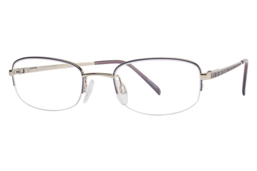 Aristar AR 16301 Eyeglasses in 577 Purple