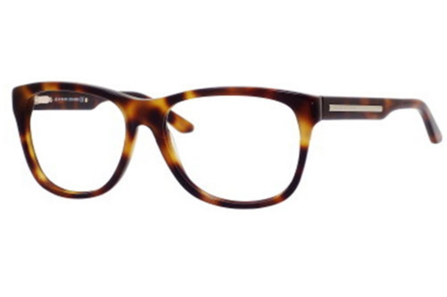 Armani Exchange AX237 Eyeglasses in 0BGJ Havana