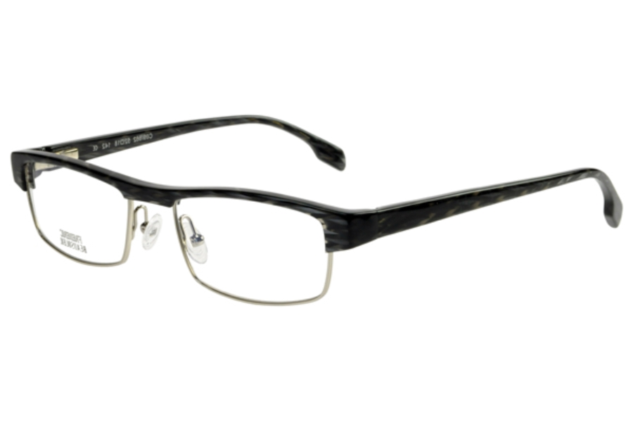 Beausoleil Paris C09 Eyeglasses in 862 Grey/Silver
