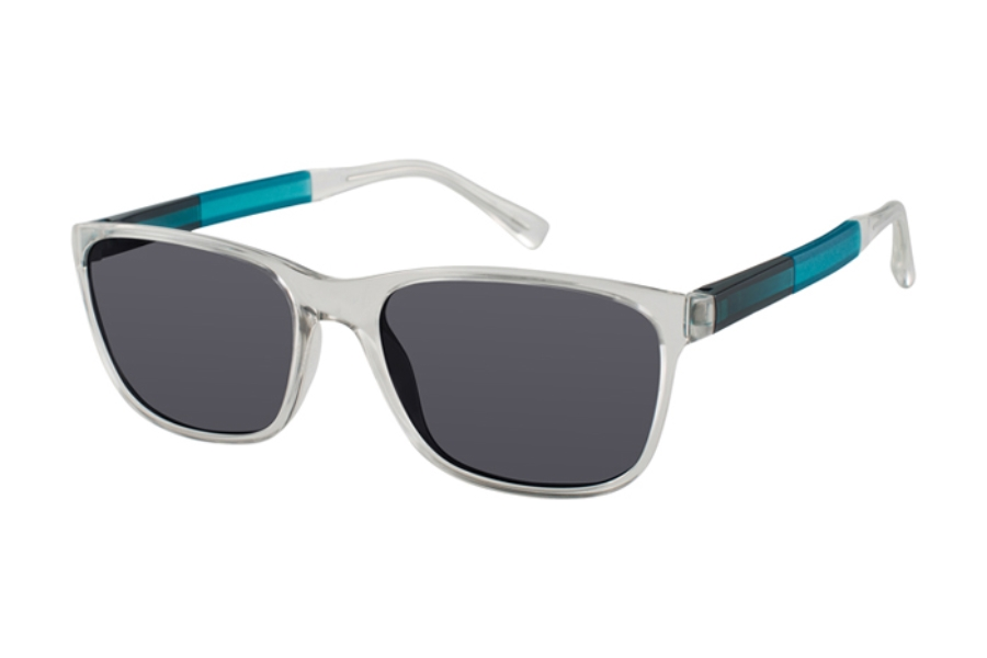 Awear 3727 Sunglasses in Crystal