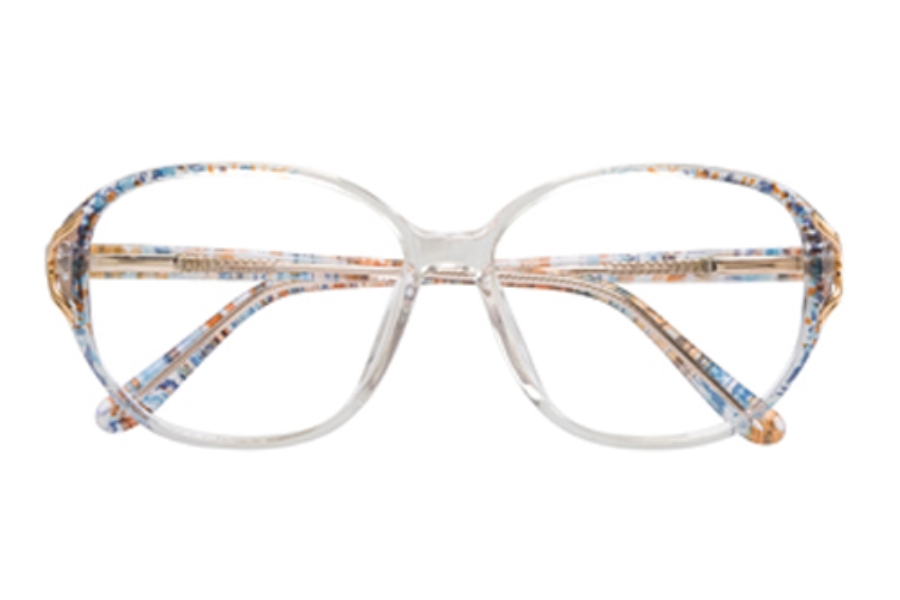 ClearVision Emma II Eyeglasses in Blue