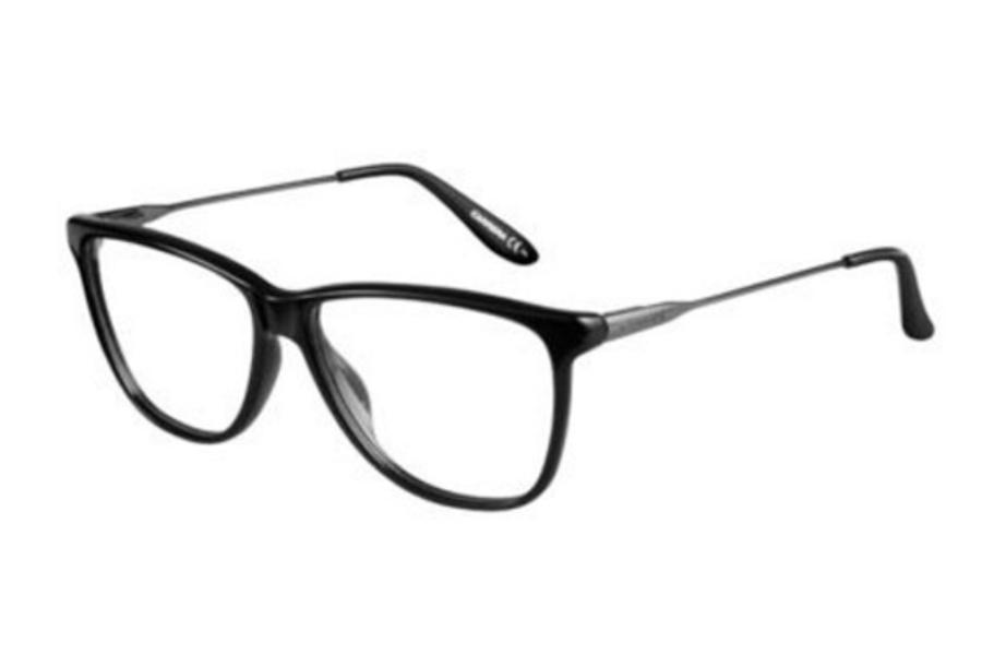 Carrera CARRERA 6624 Eyeglasses in 0KKL Black Dark Ruthenium