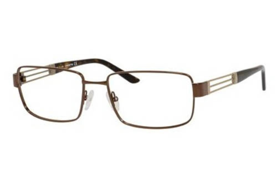 Claiborne CLAIBORNE 223 Eyeglasses in 0JQZ Brown Gold