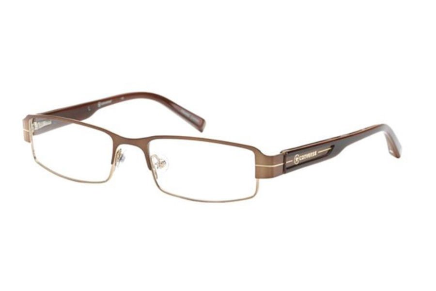 Converse DJ Eyeglasses in Brown