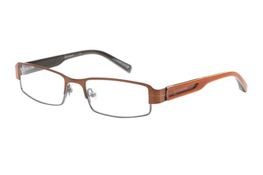 Converse DJ Eyeglasses in Orange