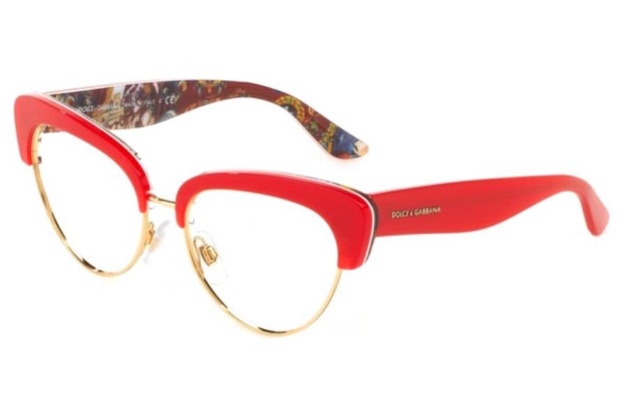 1ec9c983bd44 ... Dolce & Gabbana DG 3247 Eyeglasses in Dolce & Gabbana DG 3247 Eyeglasses  ...