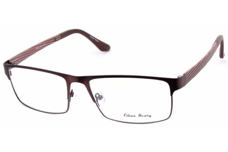 Ethan Henry EH 501 Eyeglasses in Brown