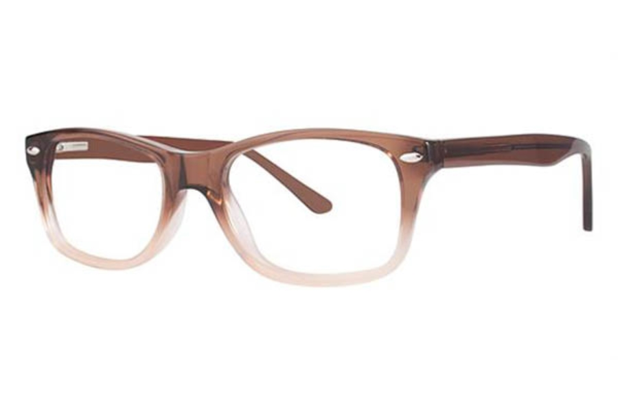 Fashiontabulous 10x243 Eyeglasses in Brown Fade