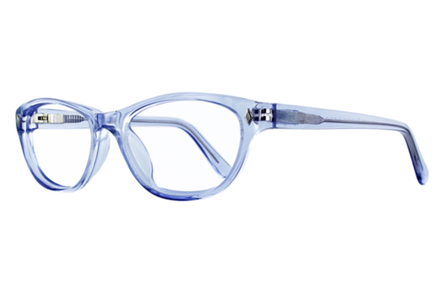 Geek Eyewear GEEK CAT 02 Eyeglasses in LILAC