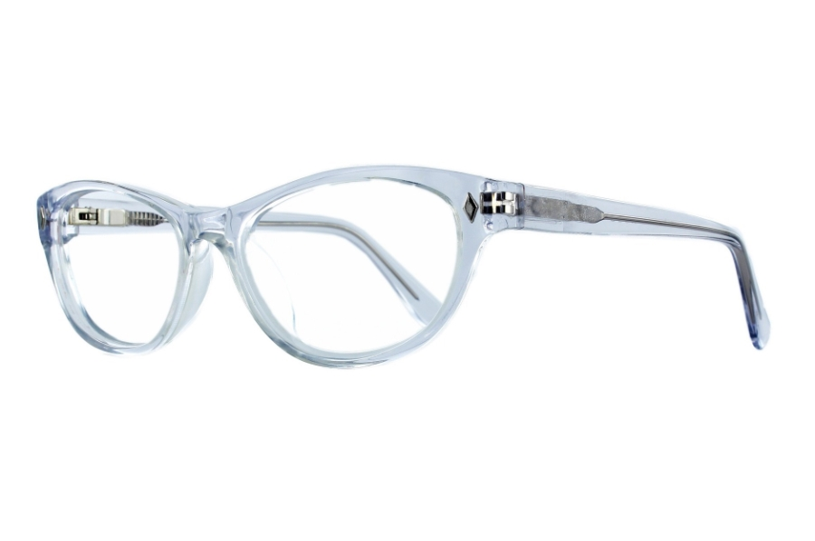 Geek Eyewear GEEK CAT 02 Eyeglasses in Crystal