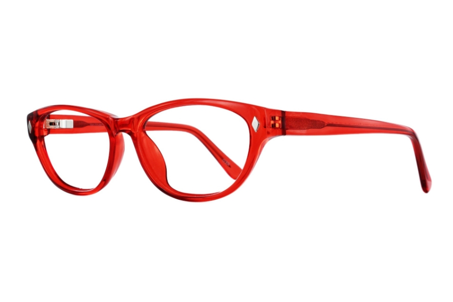 Geek Eyewear GEEK CAT 02 Eyeglasses in Red