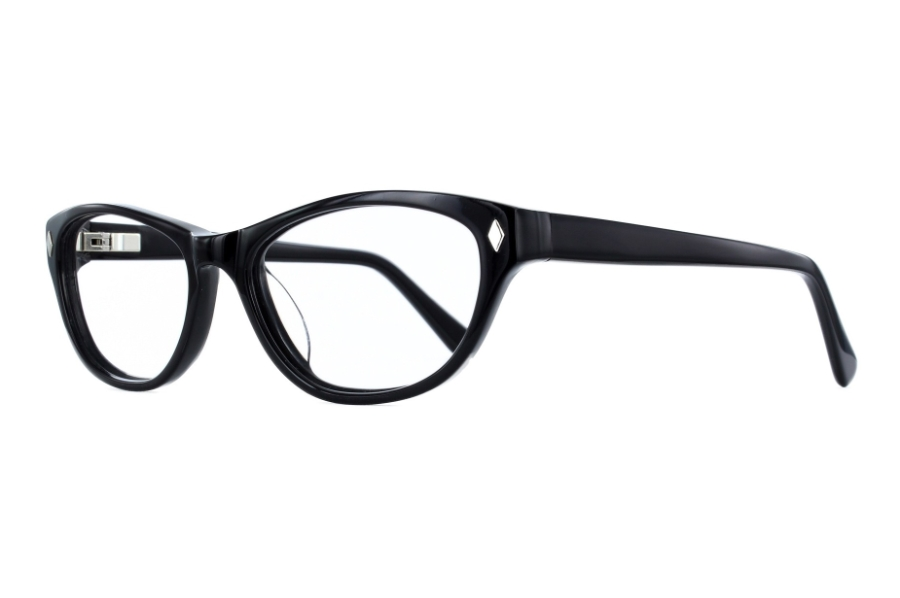 Geek Eyewear GEEK CAT 02 Eyeglasses in Black