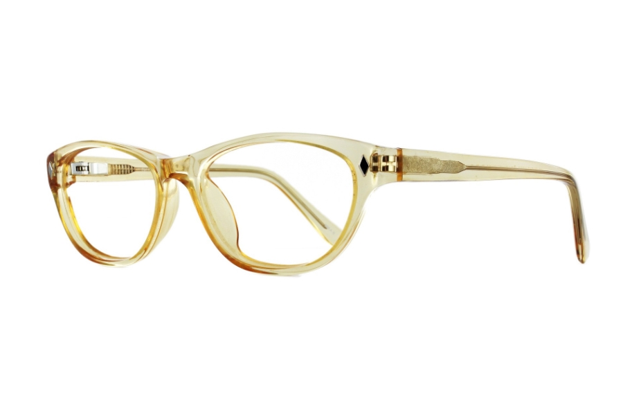 Geek Eyewear GEEK CAT 02 Eyeglasses in Sand