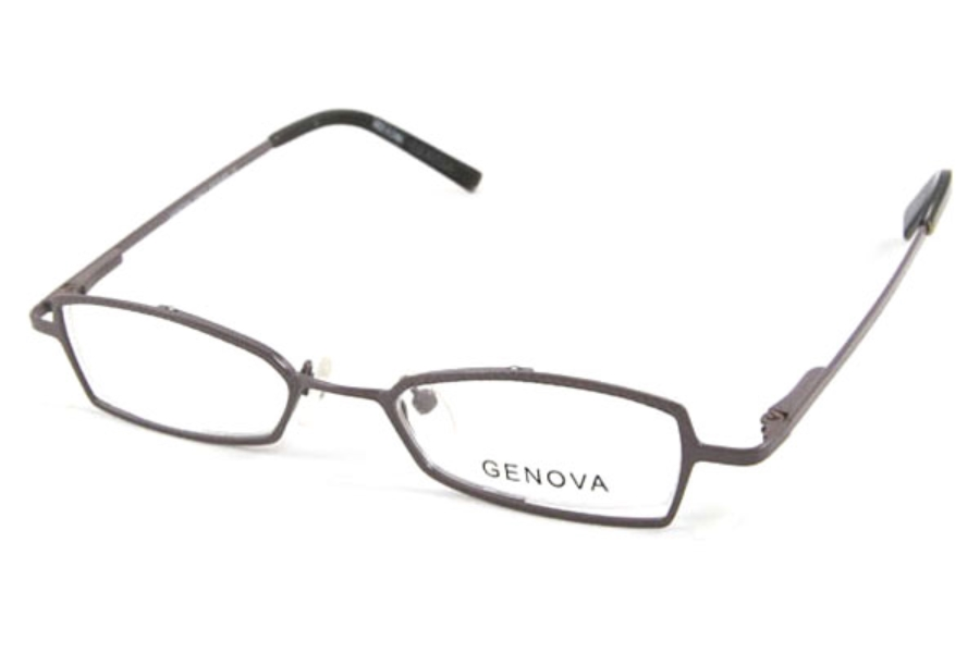 Genova GA803 Eyeglasses in Anti Puce