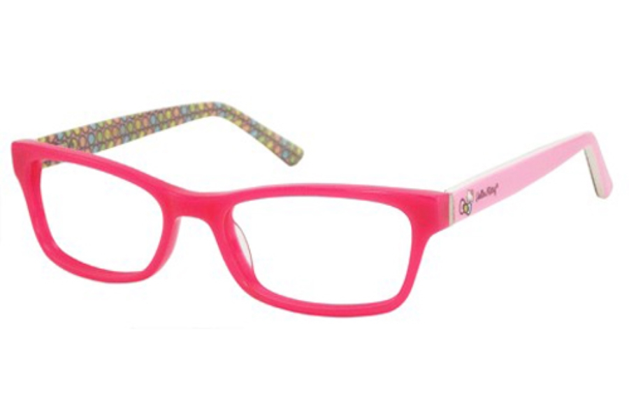 Hello Kitty HK 262 Eyeglasses in Pink