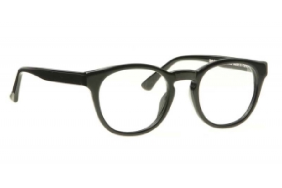 J.F. Rey JF JIMMY Eyeglasses in 0000 Glossy Black