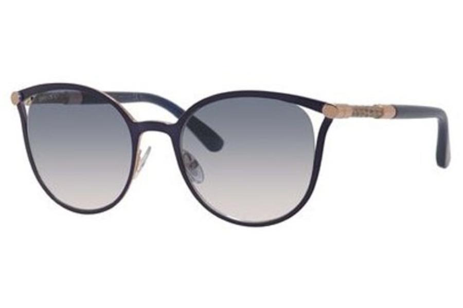 84c10121664 ... brown gradient lens  Jimmy Choo NEIZA S Sunglasses in Jimmy Choo NEIZA S  Sunglasses ...