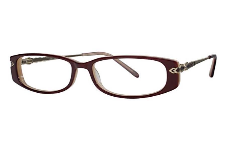 Joan Collins 9695 Eyeglasses in Joan Collins 9695 Eyeglasses