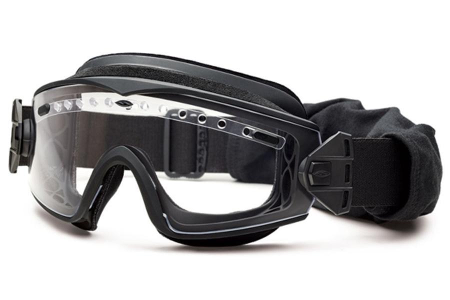 11dfb1c9f76f0 ... Smith Optics LOPRO Regulator Goggle Goggles in Black w  Clear Mil-Spec  Field Kit ...