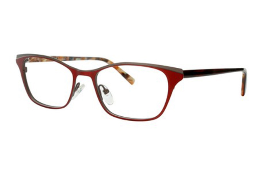 Lafont Sophie Eyeglasses in 6045 Red