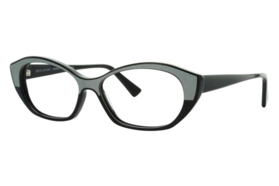 3eeb1bfc97a50 ... Lafont Tarentelle Eyeglasses in 100 Black ...
