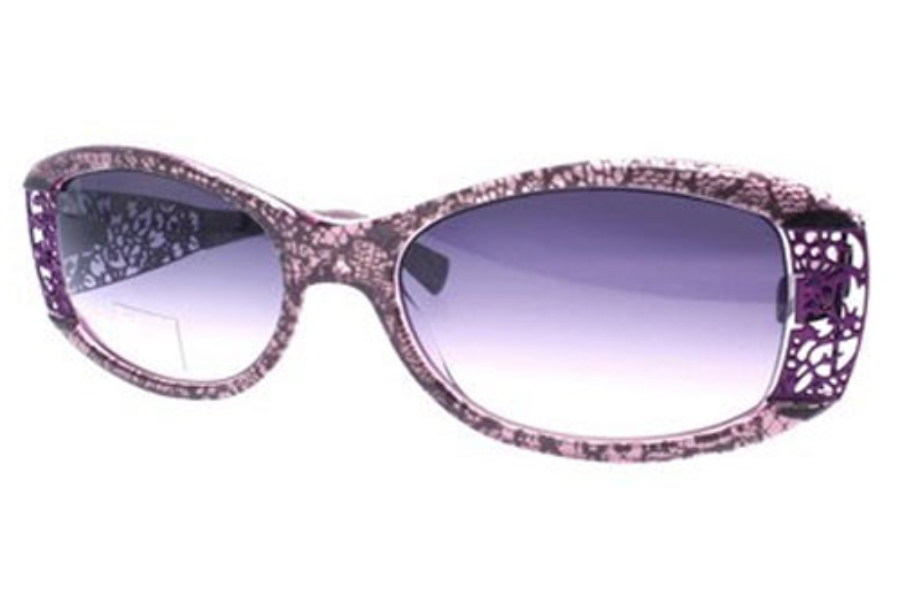 Lafont Deluxe Sunglasses in 713 Pink