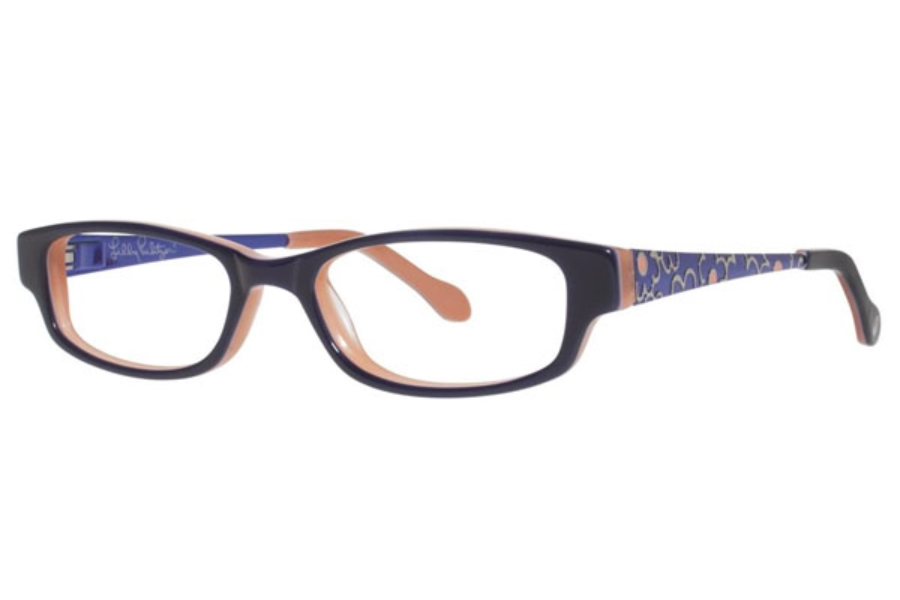 Lilly Pulitzer Girls Linzy Eyeglasses in Lilly Pulitzer Girls Linzy Eyeglasses