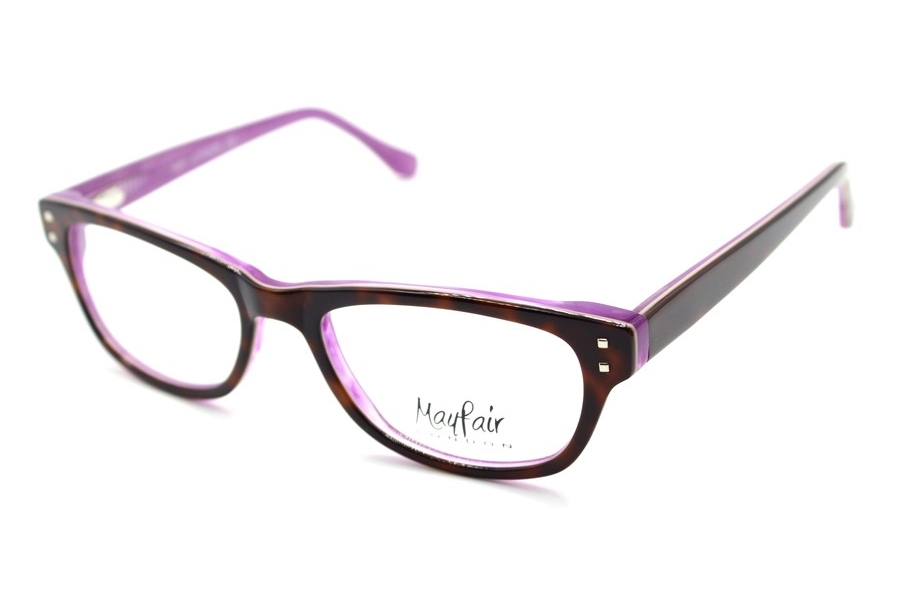 Mayfair London MAYF-A06 Goggles in 161 Purple/Tort
