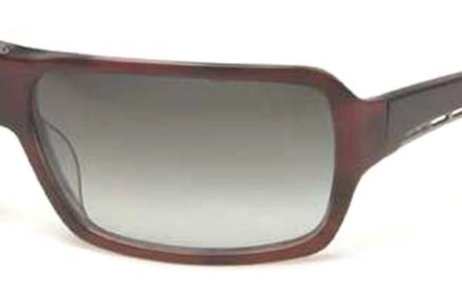 Mercedes Benz MB 555 Sunglasses in (04) Burgundy/Grey Havana