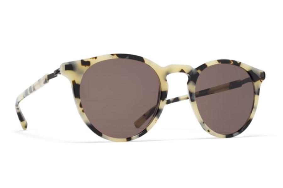 c953bd2f38f8 ... C9 Santiago Gradient Shiny Graphite w  Raw Green Solid Lens  Mykita  Alfur Sunglasses in C21 Creamy Cookie Black w  Brown Solid Lens ...